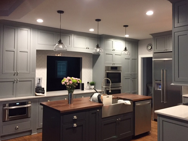 Gray's Construction - Kitchen