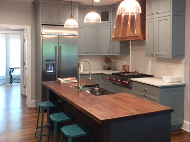 Kitchen - Gray's Construction